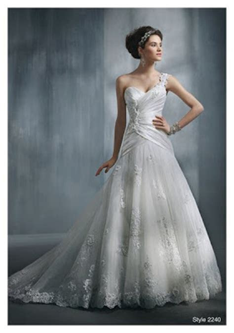 2012 Alfred Angelo Wedding Dress Collection : Have your