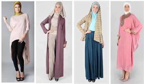 model baju gamis jaman  fashion modern