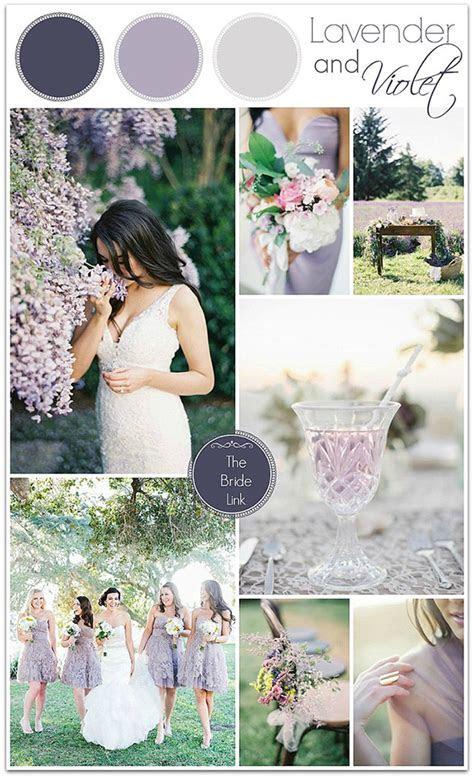 shades of purple rustic lavender wedding color ideas   Oh