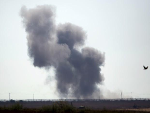 Soldados egípcios são mortos em ataques no Sinai (Foto: Amir Cohen/Reuters)