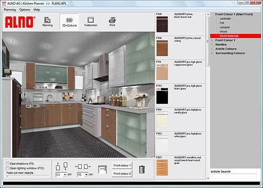 PRODBOARD Online kitchen planner / 3D kitchen design - YouTube
