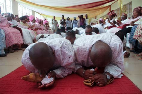 Diamond Pleasure: DP Weddings   Traditional Yoruba Wedding