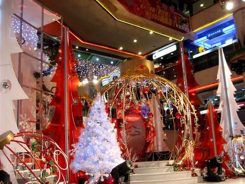 christmas in KL @ sg wang