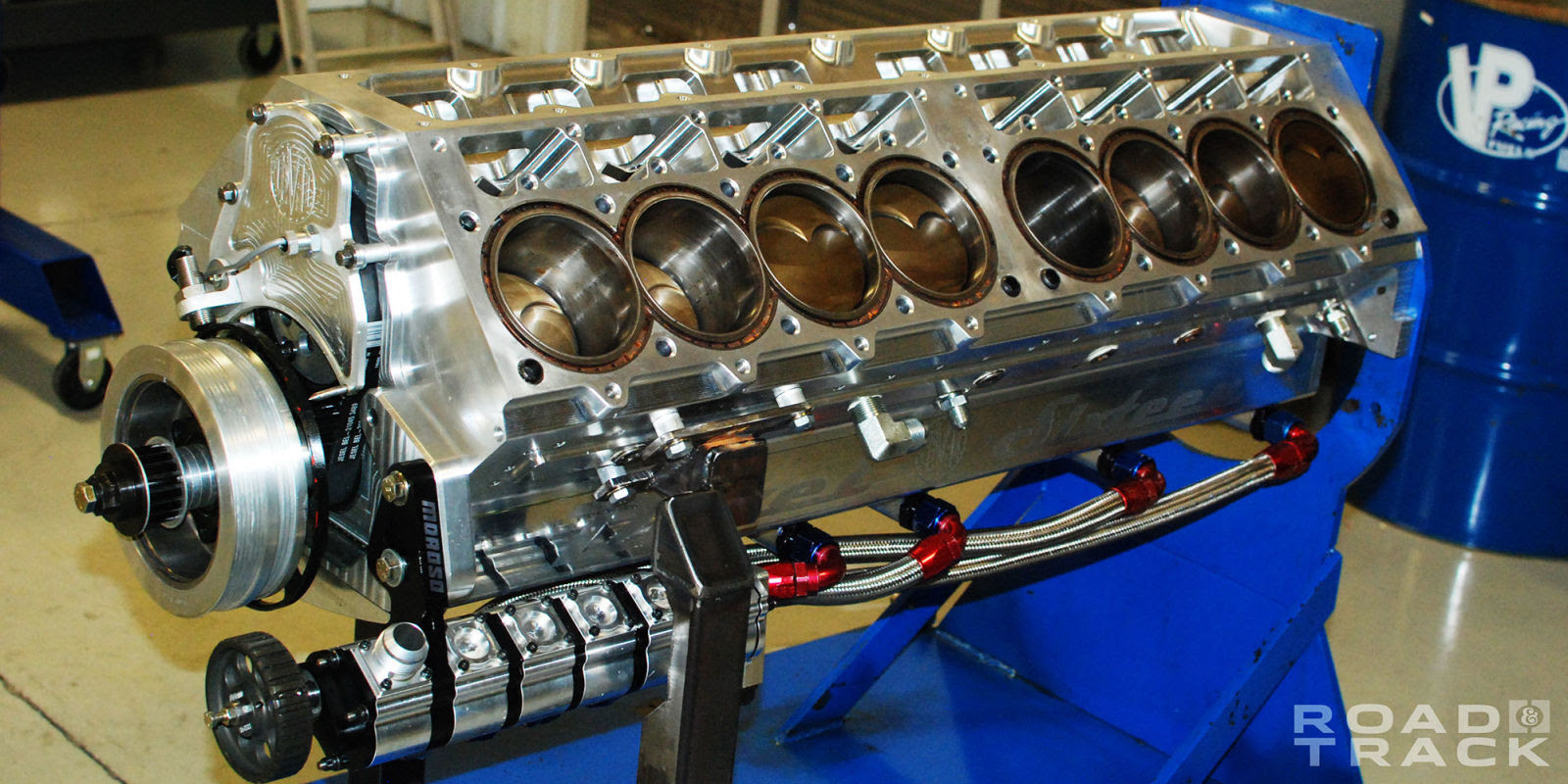 That Crazy 5000-hp, Quad-Turbo, 12.3-Liter V16 Is So Much ...