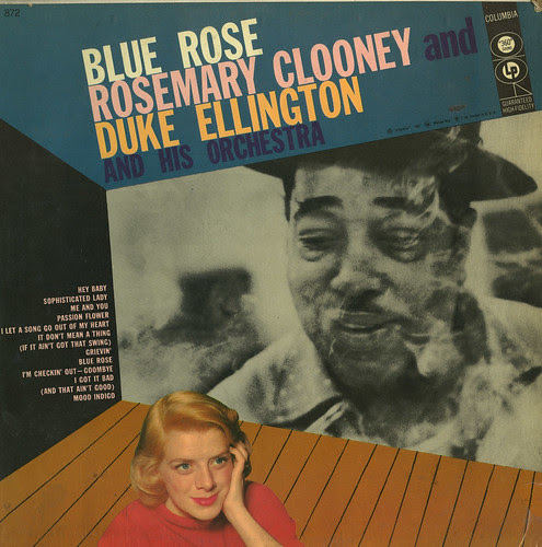 Rosemary Clooney_Duke Ellington_tatteredandlost