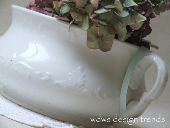Early 1900's Colonial Ironstone Chamber Pot