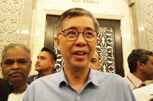 Tian Chua dikehendaki lepas jawatan kerajaan atau tindakan tegas