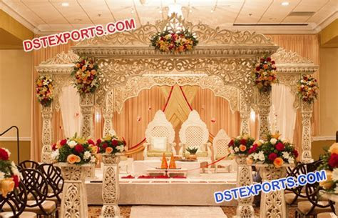 Indian wedding mandaps manufacturer wedding stages