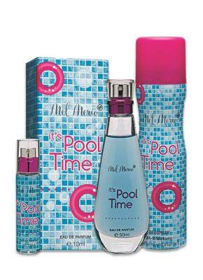 "Mel Merio ""it's Pool Time"""