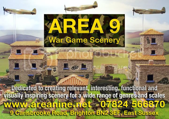 Area Nine Website