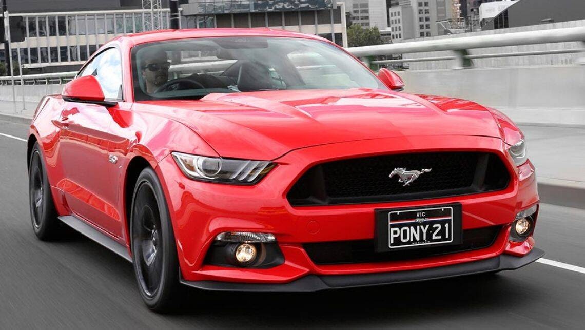 2020 Ford Mustang For Sale Review