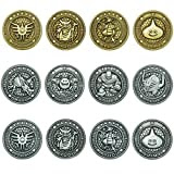 ドラゴンクエスト お宝コインコレクションズ BOX商品 1BOX=12個入り、全12種類