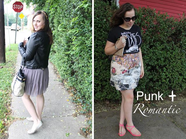 Punk + Romantic