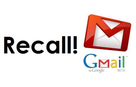 كيف تتراجع او تعمل undo لإيميل ارسلته بالخطأ (Gmail