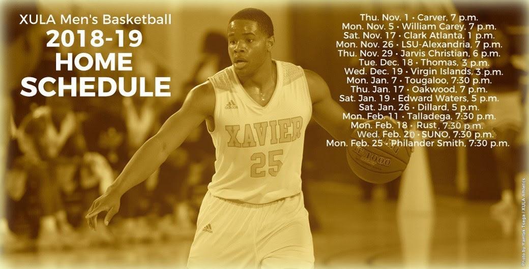 Xavier University of Louisiana men's basketball