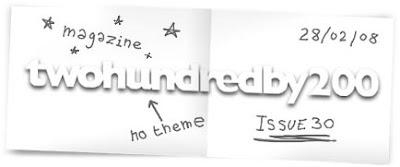 Twohundredby200 magazine