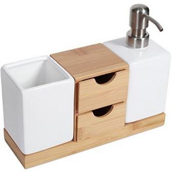 bamboo bathroom accessories toilettree