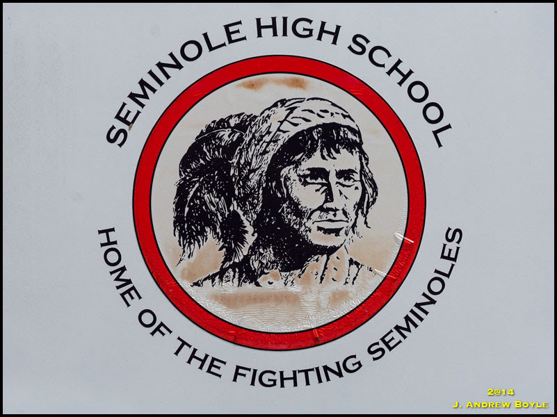 Seminole High Sign