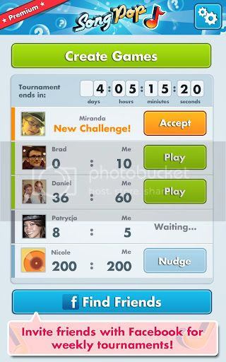 7ddd11f6 SongPop 1.3.54 (Android)