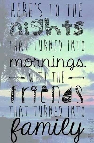 Heres To The Nights That Turned Into Mornings Lyrics
