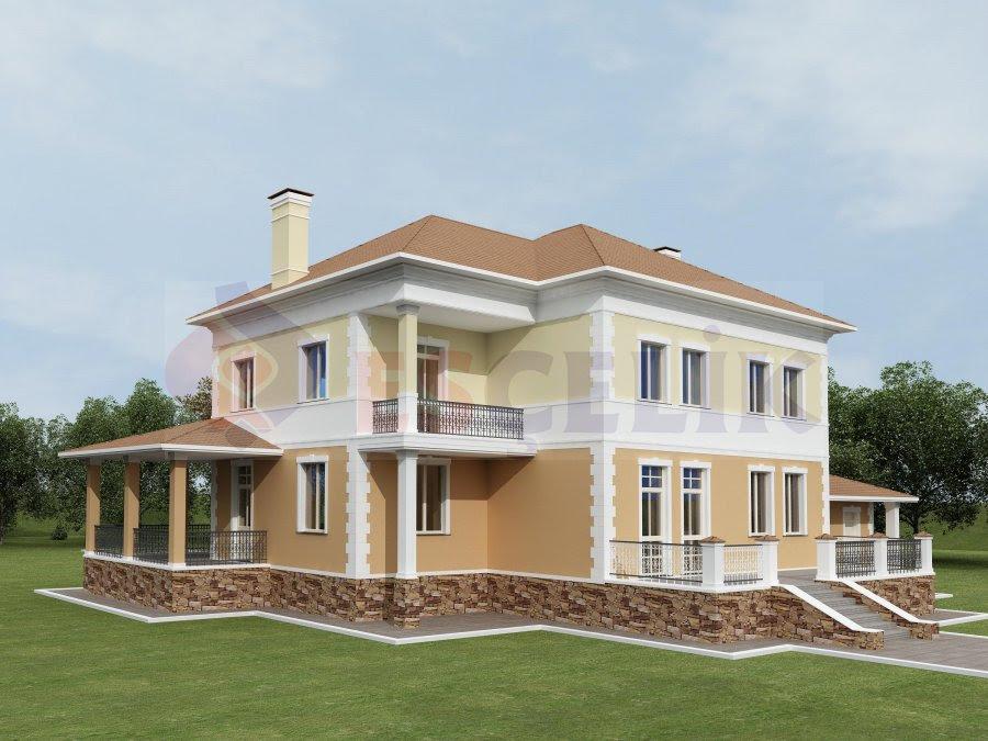 Birbirinden Güzel Ev Resimleri