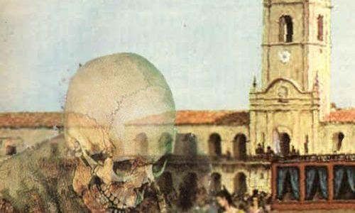 Tierra de barbaros1 RESEÑA: Tierra de bárbaros, de Norberto Luis Romero