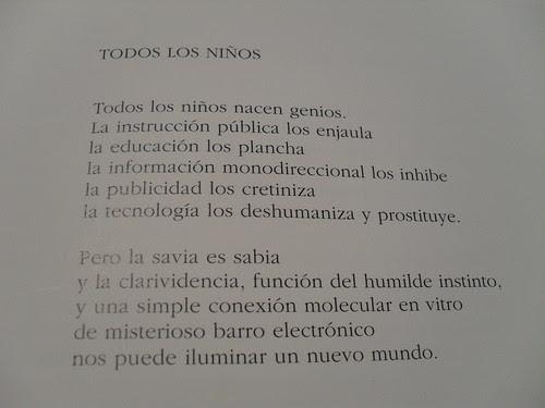 Poema de Val del Omar