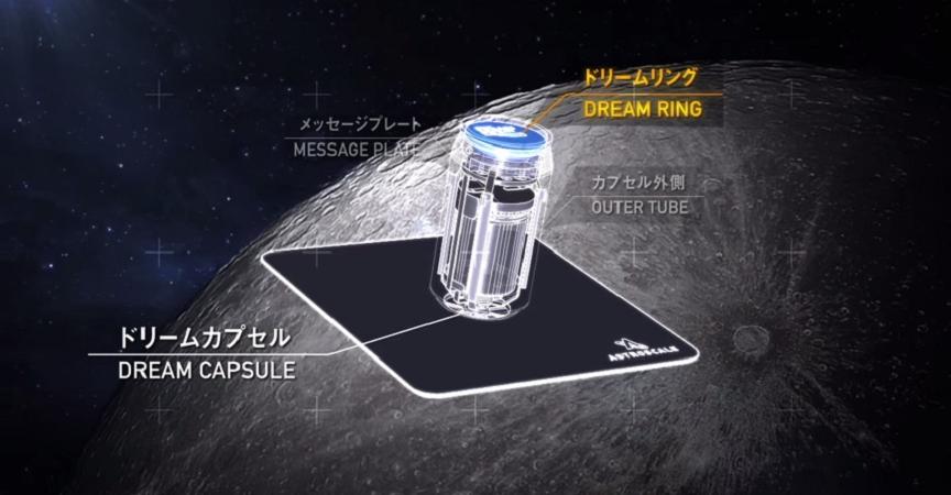 La publicidad llegará a la Luna en 2016 gracias a una empresa japonesa