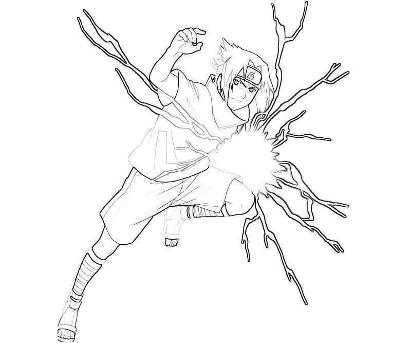 133 Dibujos De Naruto Para Colorear Oh Kids Page 8