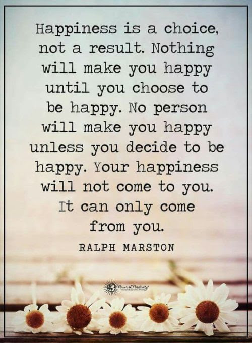 Happiness Is A Choice Not A Result Moveme Quotes