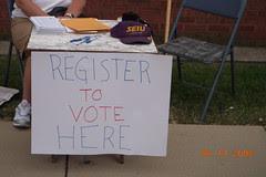 Voter Registration 6/14/08 #2