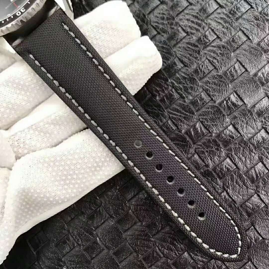 Blancpain Black Nylon Band