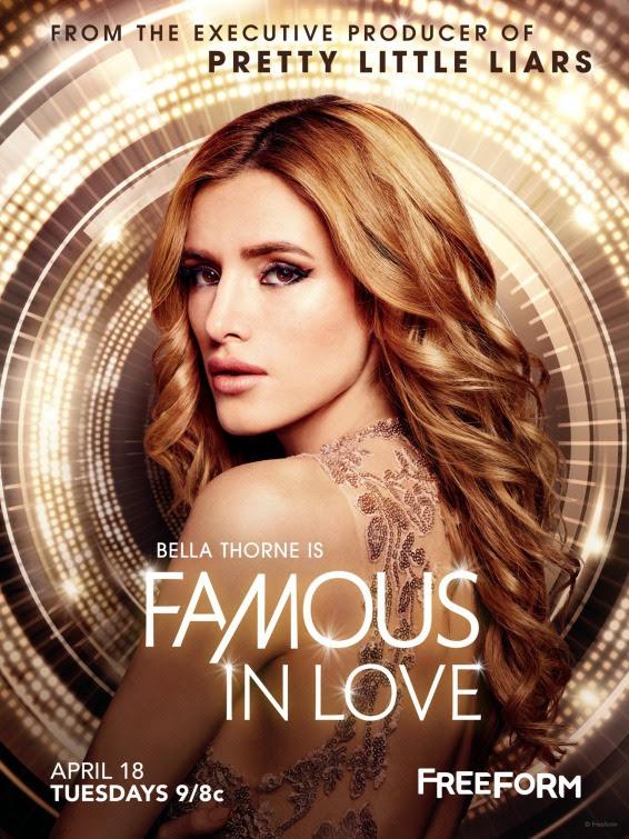 Resultado de imagen de famous in love poster