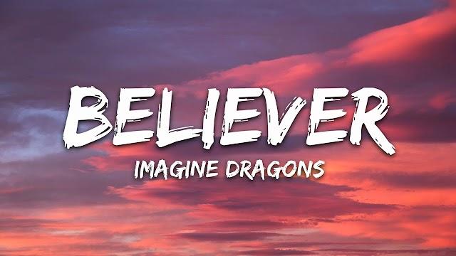 Imagine Dragons - Believer (Lyrics) - Jimmy Kimmel Lyrics English