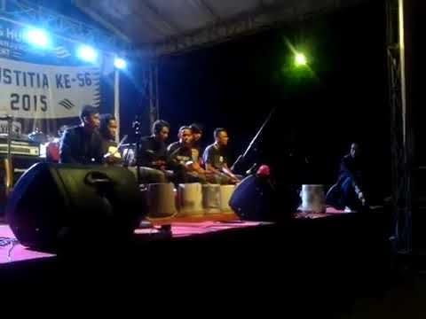 Perkusi Genta Swara Khatulistiwa IAIN Pontianak