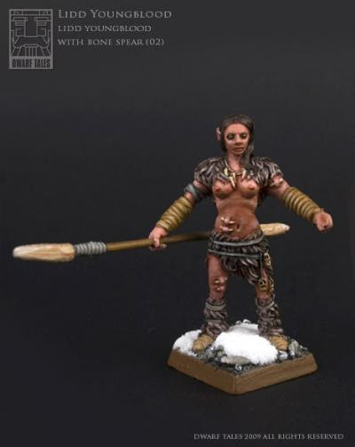 Lidd Youngblood with bone spear-02