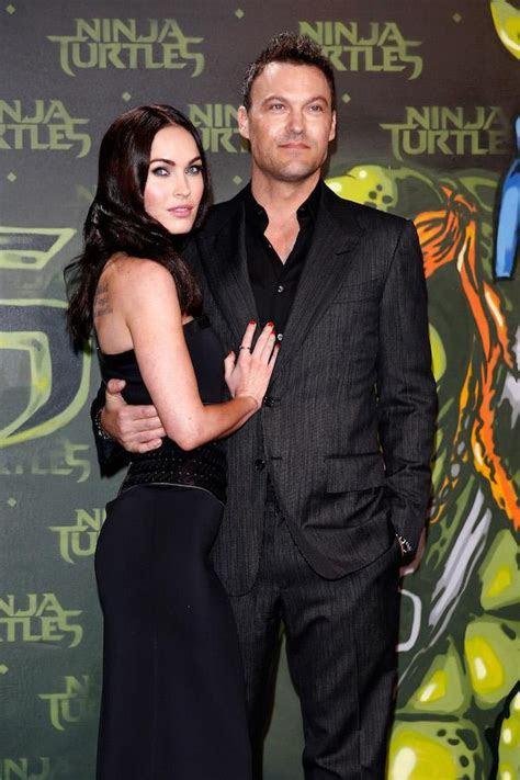 Megan Fox, Husband Brian Austin Green Enjoy Romantic
