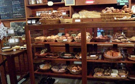 Sweet Surrender Bakery, Ludlow Vermont   The Bakery