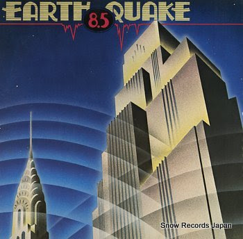 EARTH QUAKE 8.5