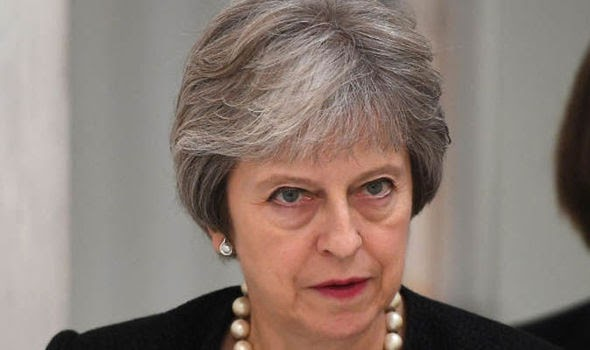 Theresa May REJECTS Northern Ireland Brexit backstop in MAJOR warning to Brussels