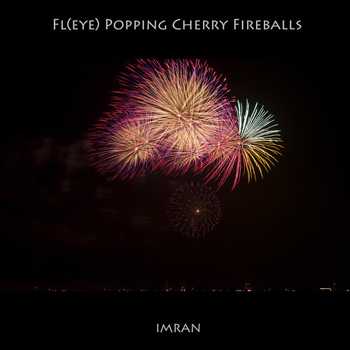 Fly Eye-Popping Popping Cherries Fireworks Fireballs - IMRAN™