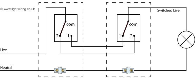 Energy harvesting applications: 2 Way light circuit diagramEnergy harvesting applications - blogger