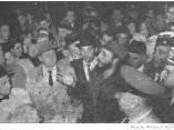 20 de abril. Fidel visita la Universidad de Princeton, invitado por el historiador Roland T. Ely, estudioso de la economía cubana y autor de los clásicos