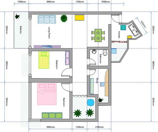 House Floor Plan Design - Dogtrot House Plan Large Breathtaking Dog Trot Style Floor Plan