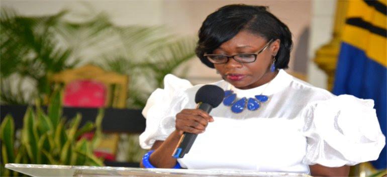 Madame Justice Dame Sandra Prunella Mason worships in her ...