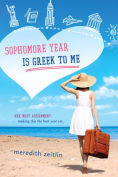 Title: Sophomore Year Is Greek to Me, Author: Meredith Zeitlin