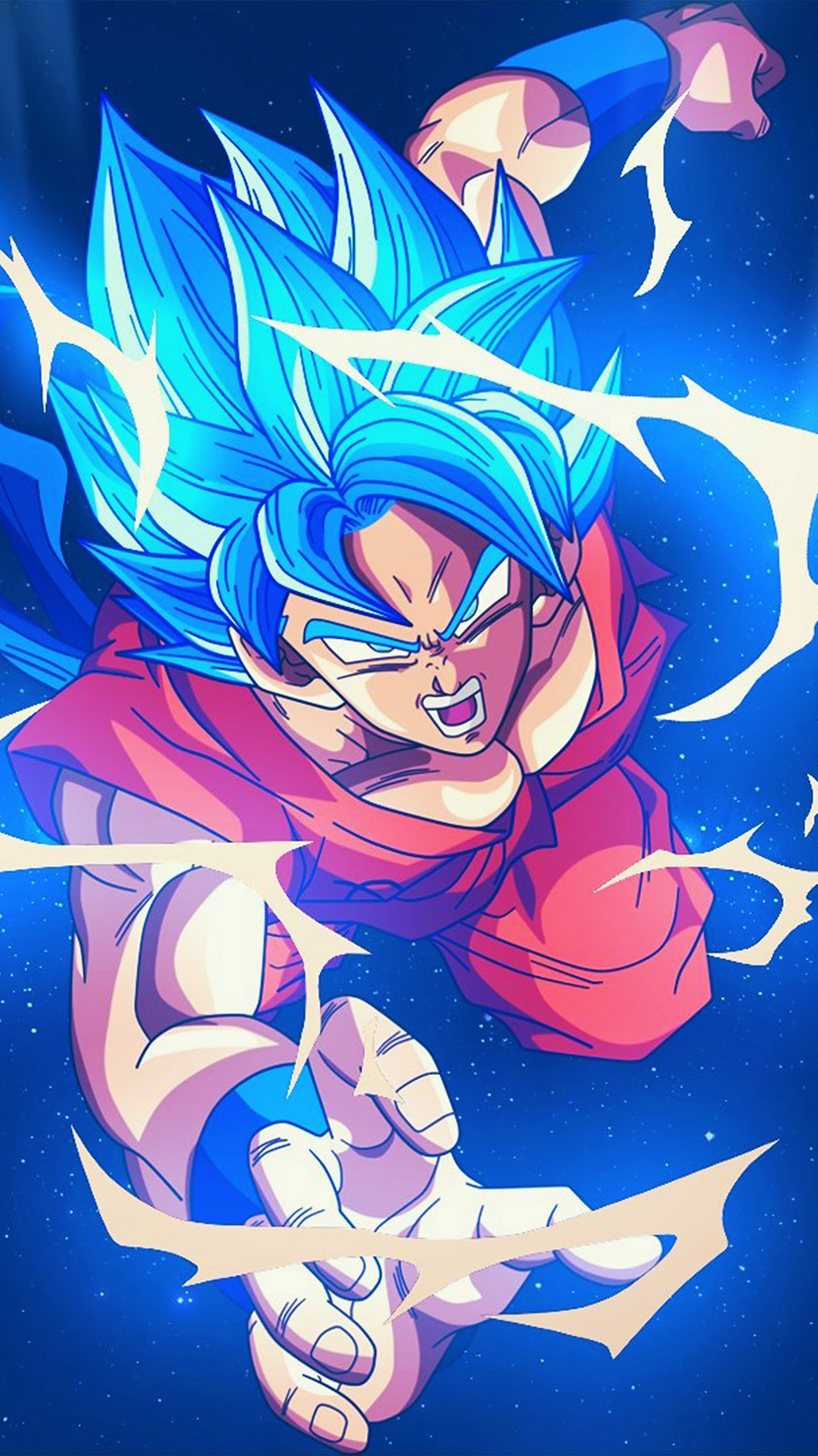 Iphone7paperscom Iphone7 Wallpaper Bc55 Dragonball Goku