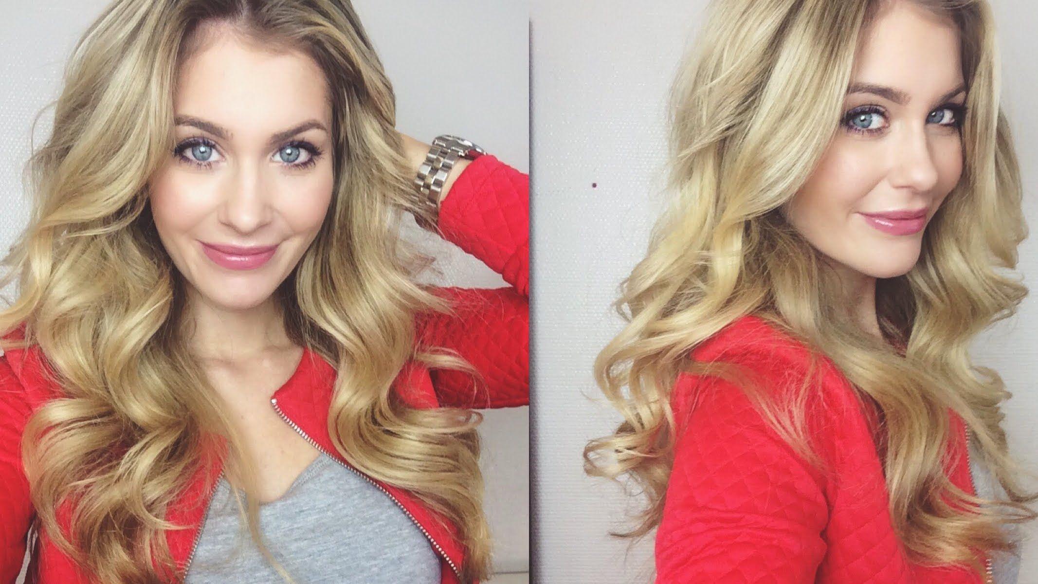 Kurze Haare Wellen Mit Glätteisen Abhilfe Bei Krausem Haar