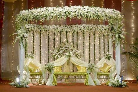 Bangladesh Design: Wedding stage