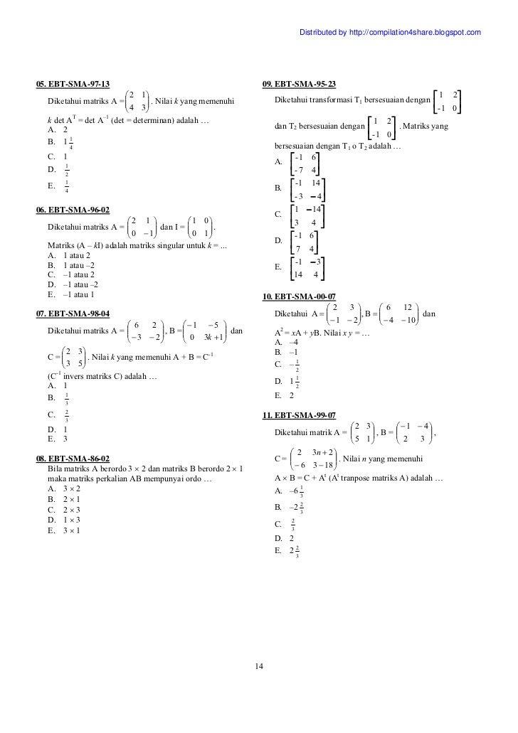 soal un sd 2015 pdf soal ujian sd nasional 2015 kelas matematika nasional 6